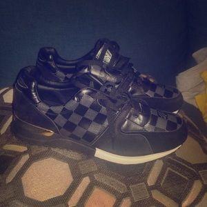 Brand new shoe
